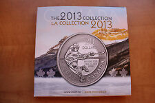 2013 Whole Set of Four $20 Face Value Fine Silver Coins w/ Colletor Card, No Tax