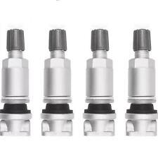 4 nuevo sensor monitor de la presión del neumático Siemens VDO Válvula Tpms Kit De Reparación