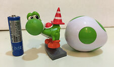 SUPER MARIO FURUTA NINTENDO MARIO KART YOSHI and PROJECTOR EGG FIGURE JAPAN