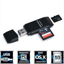 5Gbps Super Speed USB 3.0 Micro SD/SDXC TF Card Reader Adapter Whole sale SE