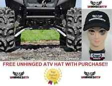 Super ATV Polaris Sportsman 500/700/800 Max Ground Clearance A-Arms Free Hat!!