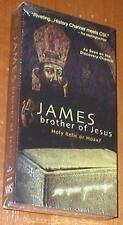 James Brother of Jesus - Holy Relic or Hoax?  VHS, New
