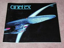 CINEFEX # 37 - Star Trek - The Next Generation, The Fly II, Oxford Scientific Fi