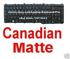 Toshiba Satellite C660 C660D C665 C665D Keyboard - Canadian CA
