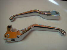 V-Factor Chrome Levers  to fit Harley-Davidson XL Sportster 2004 to 2013