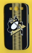 PITTSBURGH PENGUINS 1 Piece Glossy Case / Cover Samsung GALAXY S3 (Design 3)