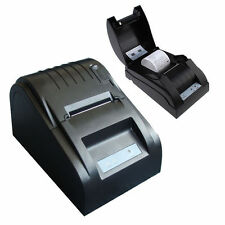 USB Mini 58mm POS Printer 384 line Thermal Dot Receipt Printer Set Roll Paper