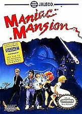 Maniac Mansion (Nintendo NES, 1990)