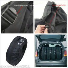 "13""-19"" Tote Car Vehicle Tire Storage Cover Accessory Seasonal Protection Bags"