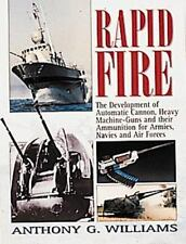Rapid Fire by A. G. Williams (2000, Hardcover)