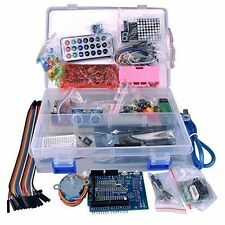 Kuman Project Super Starter Kit for Arduino UNO R3 Mega2560 Mega328 Nano Kits