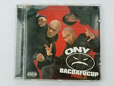 Bacdafucup, Pt. II [PA] by Onyx (CD, Jul-2002, Koch (USA))
