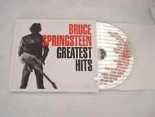 BRUCE SPRINGSTEEN - GREATEST HITS G/F DISC BOX SLIDER SLEEVE (CD, 2007,Columbia)