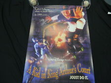 Thomas Ian Nicholas Signed A Kid In King Arthur's Court Poster PSA/DNA AB76590