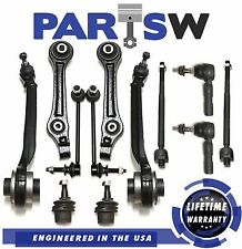 12Pc New Complete Lower Suspension kit for Dodge Charger Challenger Chrysler 300