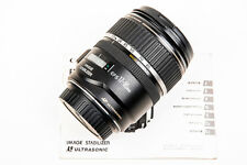 Canon EF-S 17-85mm F/4-5.6 IS USM Lens (#0107)