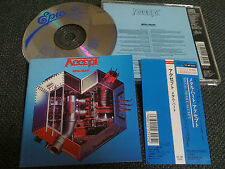 ACCEPT / metal heart /JAPAN LTD CD OBI