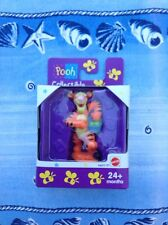 """1990's Winnie The Pooh Collectibles 2"""" TIGGER for 24 Months and up. Mattel NIP"""
