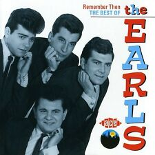 The Earls, Earls - Best of: Remember Then [New CD] UK - Import