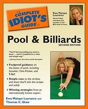 The Complete Idiot's Guide to Pool and Billiards, 2nd Edition (The Com-ExLibrary