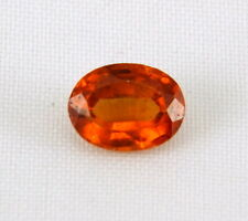 Top hessonite: 1,28 CT natural hessonit granate de Ceylon