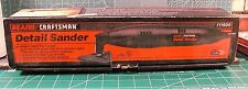 SEARS/CRAFTSMAN*DETAIL SANDER*NEW*MIXED EXTRA SHEETS*NEW*LOT