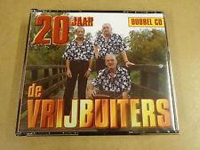 2-CD BOX / DE VRIJBUITERS - 20 JAAR