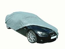 Lightweight Breathable Car Cover-8, UV/Frost/showerproof, Elastic Seems Size-C