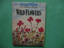 Len Fullerton, A Nature Book: Wild Flowers   (1960s children's book)