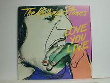 The Rolling Stones - Love You Live, EMI EMIS-7610, 1977 Venezuelan  Stereo LP