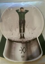 Exo m kris snowglobe m.i.d official photocard card Kpop K-pop