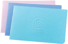 Clairefontaine #6034 Crok' Book Sketch Notebook, 6-3/4 x 4-3/8, Assorted Colors