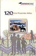 Chile 2012 Brochure 120 años Puente Alto