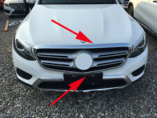Front Middle Grilles Molding Cover Trim for 2016 Mercedes-Benz GLC Class GLC300
