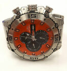 Amazing DeLorean Automatic Men's Stainless Steal Watch - V15 I01