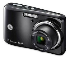 "GE T144 14.1MP Digital Camera 2.7"" LCD Display 6x Digital Zoom Point & Shoot!"