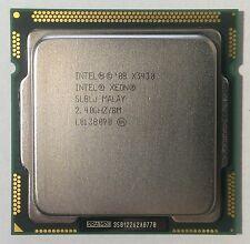 Intel Xeon X3430 Lynnfield Quad 4x 2.4 GHz 8MB L3 Cache LGA 1156 95W SLBLJ