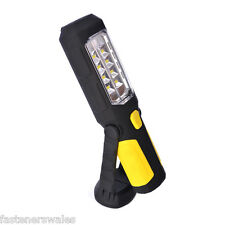 Electralight SMD LED Work Light & Torch With Batteries. Cordless Inspection Lamp