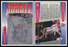 NBA UPPER DECK 1993/94 - Rumeal Robinson # TD9 - Nets - Ita/Eng - EXCELLENT