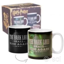 New Harry Potter Dark Lord Shall Rise Again Heat Reveal Mug Dark Mark Official