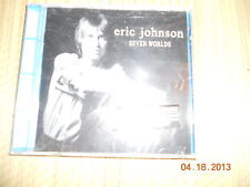 Eric Johnson - Seven Worlds CD sealed OOP RARE NEW