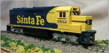 ATHEARN 4583 HO SCALE GP50 PH II Powered Diesel Santa Fe NOS