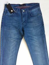 BNWT Men Blue Brioni Jeans Made in Italy Size 31 PRP 875$
