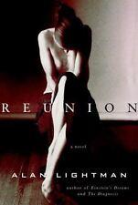Reunion: A Novel by Lightman, Alan