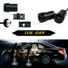 2 X Cree LED Laser Welcome Projector Ghost Shadow Light Decoration Car  for BMW