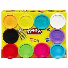 Hasbro 29413 Play Doh - Case of Colours, NEW BOXED, FREE EXPRESS DELIVERY