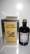 Gin Monkey 47 in der Holzkiste   Schwarzwald Dry Gin 47%