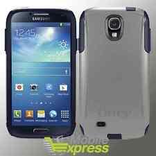 Samsung Galaxy S4 Genuine Otterbox Commuter Case - Gunmetal Grey / Admiral Blue