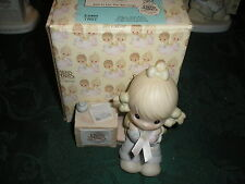 Precious Moments Join in on the Blessing E-0404 1984 w/ Original Box
