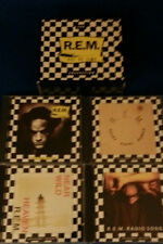 """REM """"Out Of Time"""" Brand new 4-CD single set with 12 live tracks"""